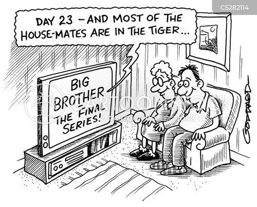 finals cartoon