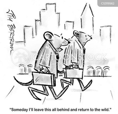 wilds cartoon