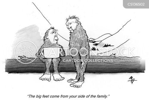 mythological beings cartoon