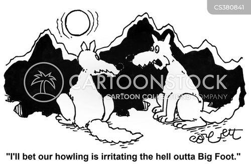 howlers cartoon