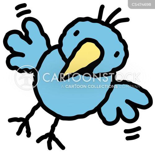 fledglings cartoon