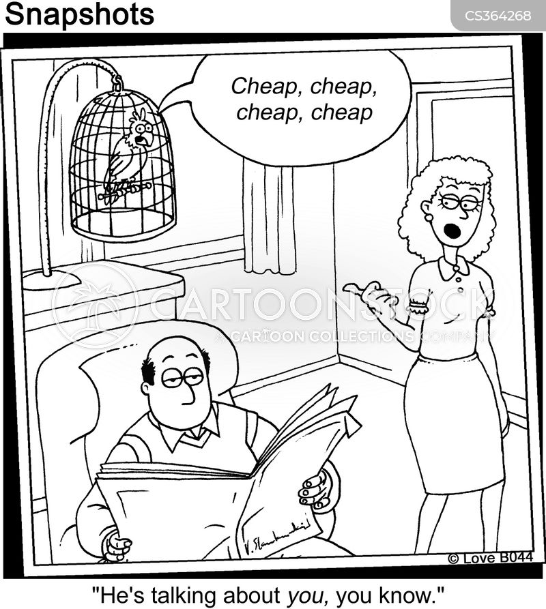cheeps cartoon