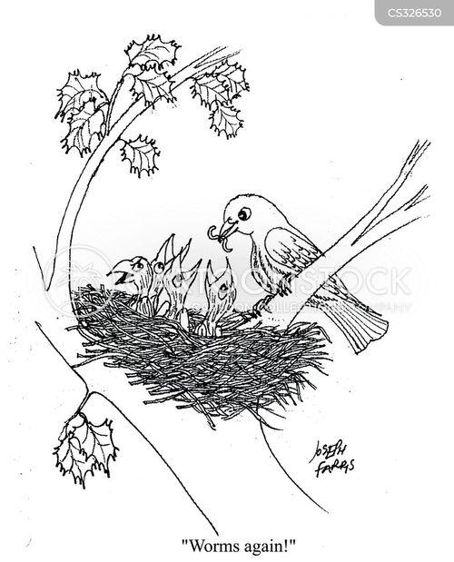 tea time cartoon
