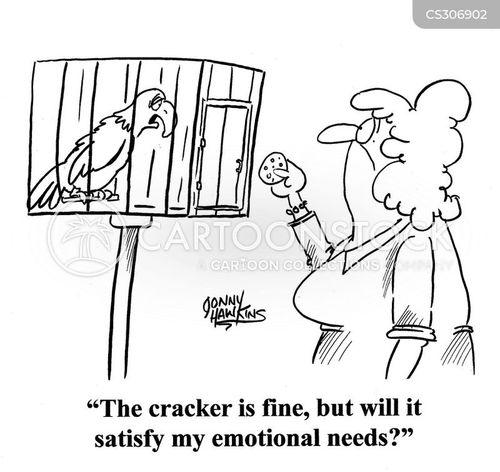 emotional issues cartoon
