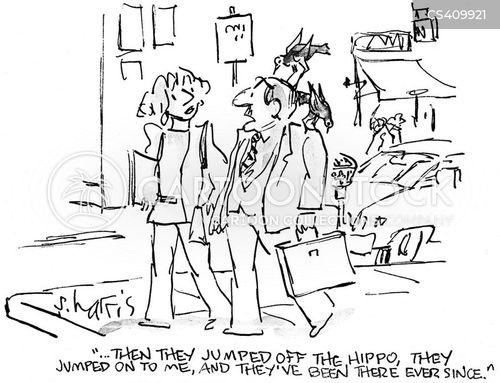 animal world cartoon