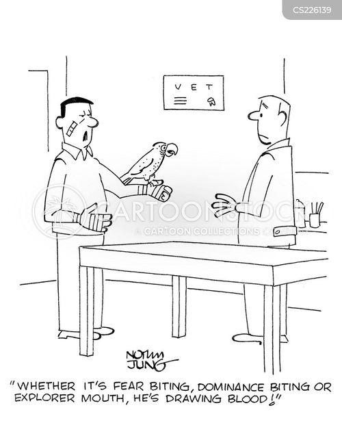 ouch cartoon