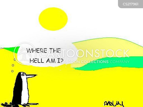 away from home cartoon