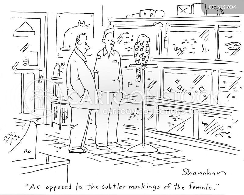markings cartoon