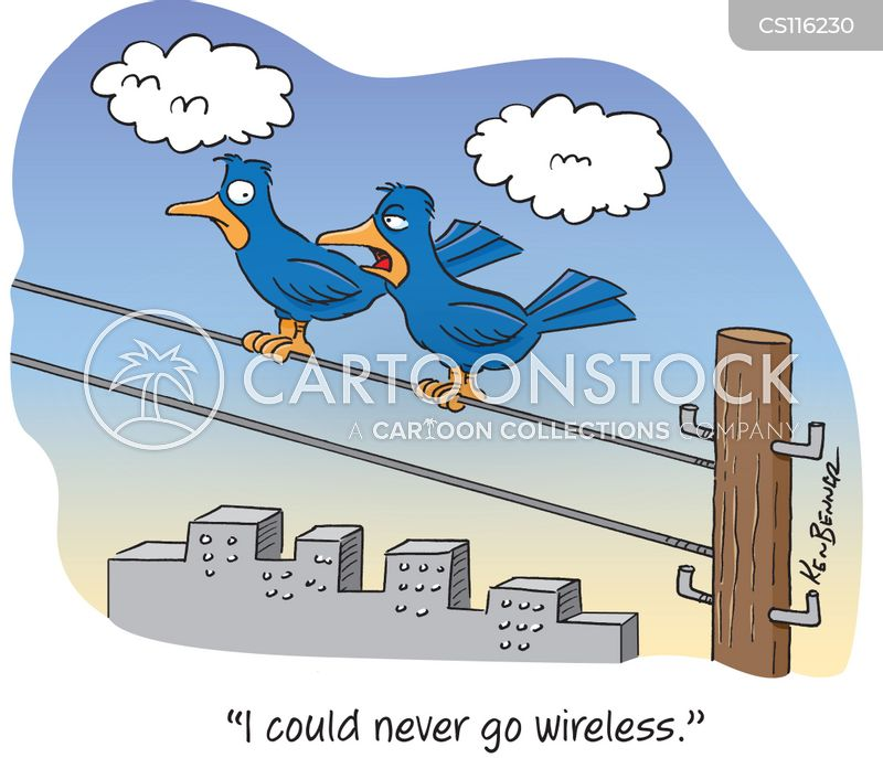 Wireless Connections cartoons, Wireless Connections cartoon, funny, Wireless Connections picture, Wireless Connections pictures, Wireless Connections image, Wireless Connections images, Wireless Connections illustration, Wireless Connections illustrations