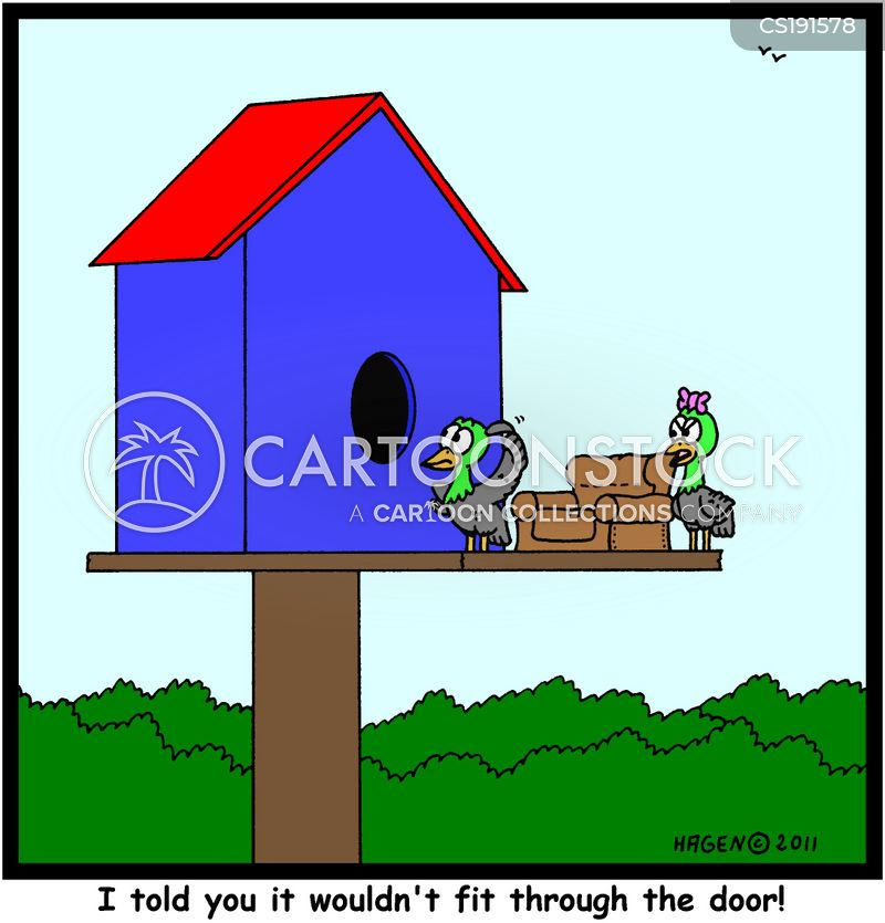 Front Door Cartoons And Comics Funny Pictures From Cartoonstock