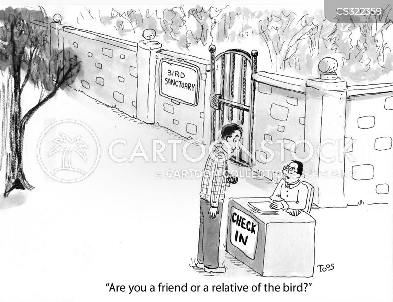 food management cartoon