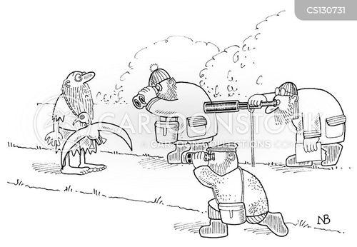 albatross cartoon