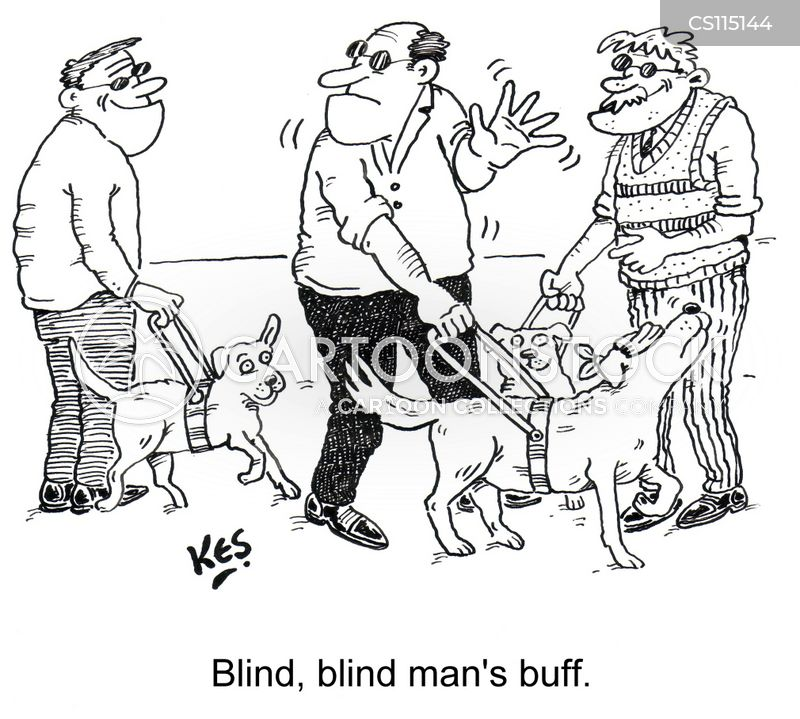 Blind Man's Buff cartoons, Blind Man's Buff cartoon, funny, Blind Man's Buff picture, Blind Man's Buff pictures, Blind Man's Buff image, Blind Man's Buff images, Blind Man's Buff illustration, Blind Man's Buff illustrations