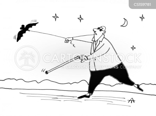 echolocations cartoon