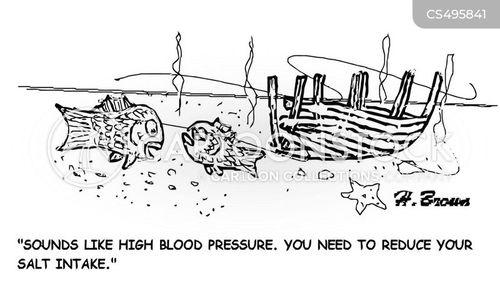 saltwater cartoon