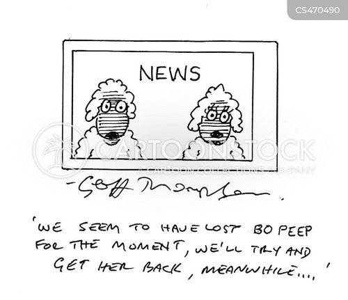 shepherdess cartoon