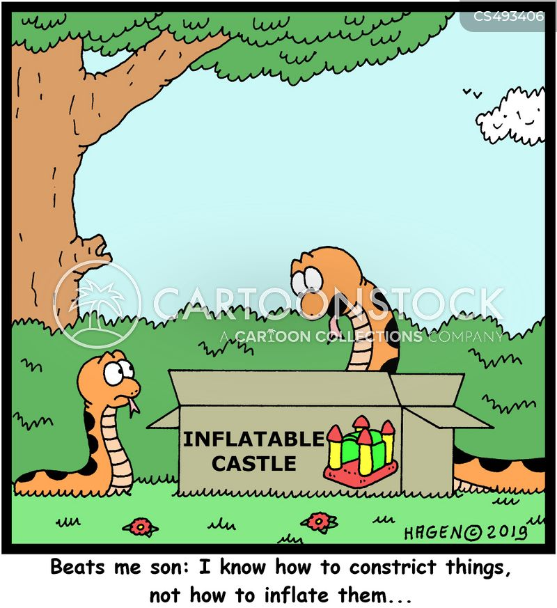 constrict cartoon