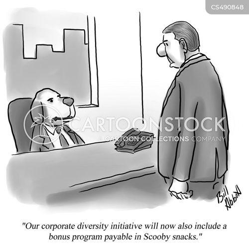 monetary incentives cartoon