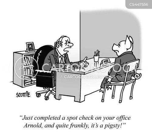 admonish cartoon
