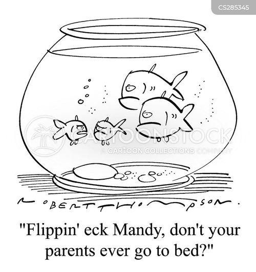 chaperone cartoon