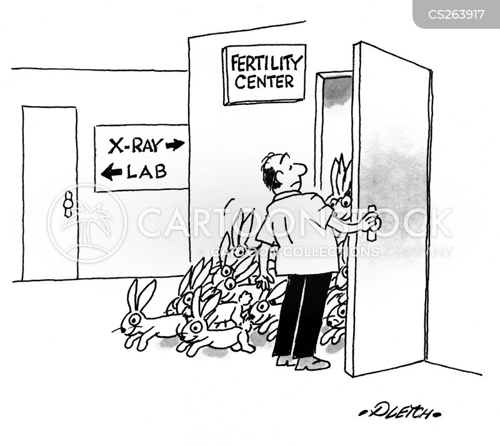 infertile cartoon