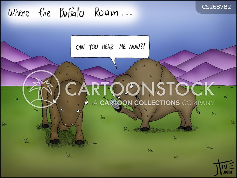 american plains cartoon