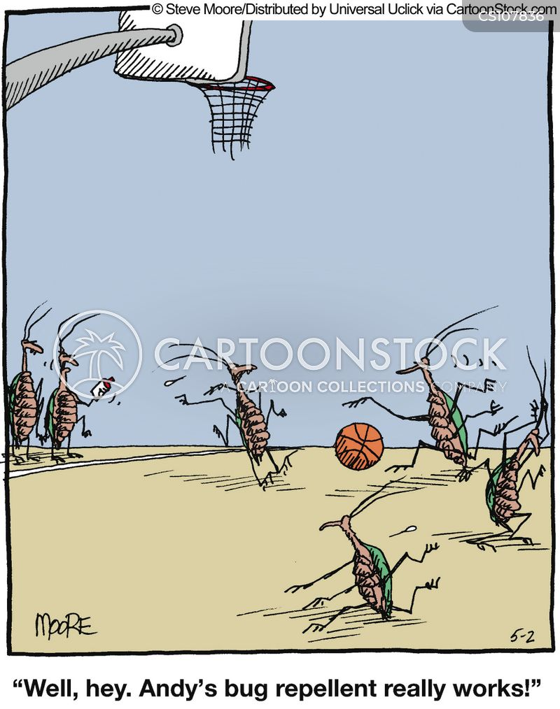 Bug spray cartoon - photo#27