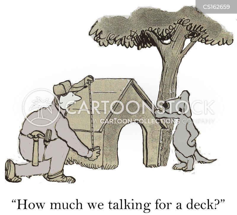 Deck cartoons, Deck cartoon, funny, Deck picture, Deck pictures, Deck image, Deck images, Deck illustration, Deck illustrations