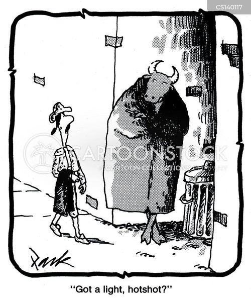toreador cartoon