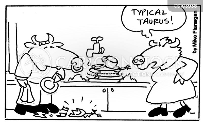 taurus cartoon