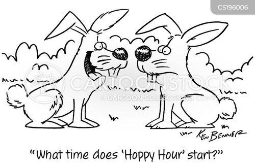 bunny rabbits cartoon
