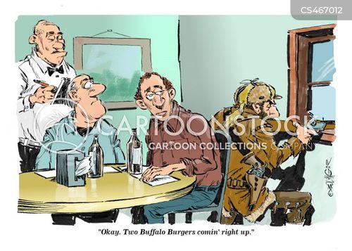 buffalo burgers cartoon