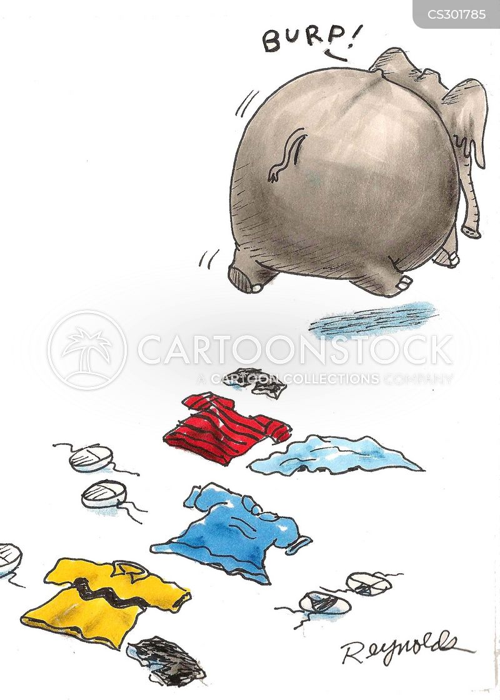 burped cartoon