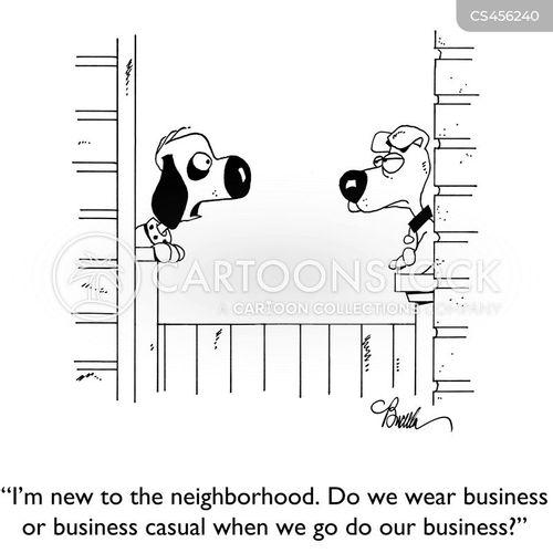 casual clothes cartoon