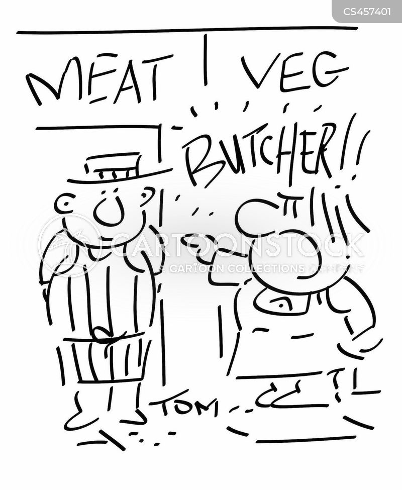 Butcher Shop cartoons, Butcher Shop cartoon, funny, Butcher Shop picture, Butcher Shop pictures, Butcher Shop image, Butcher Shop images, Butcher Shop illustration, Butcher Shop illustrations