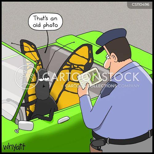 larvae cartoon