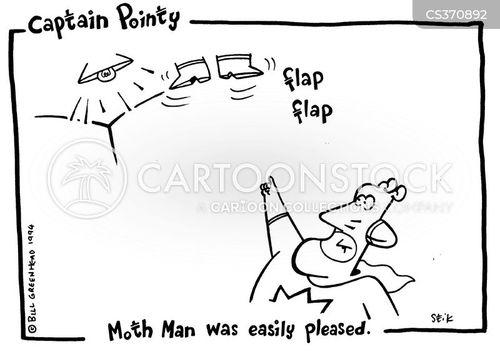 easily pleased cartoon