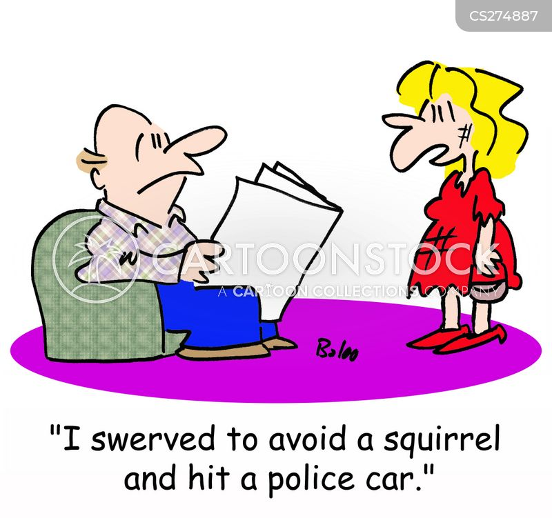 patrol cars cartoon