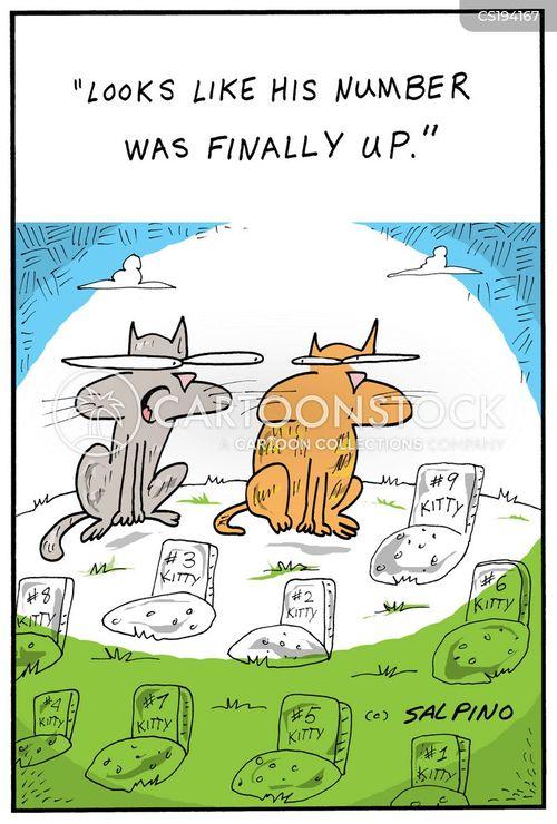 pet cemeteries cartoon