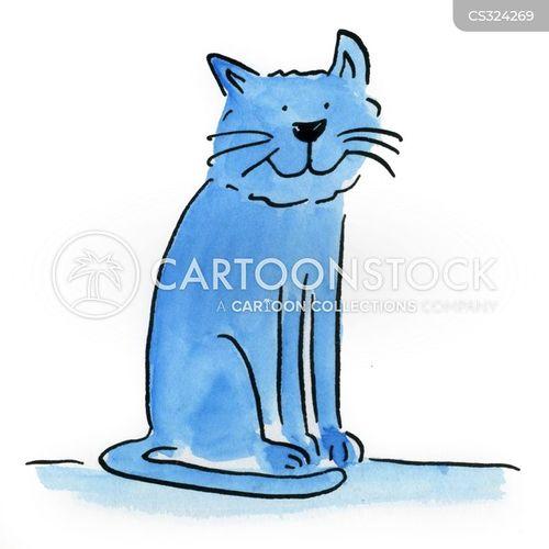 cat furs cartoon