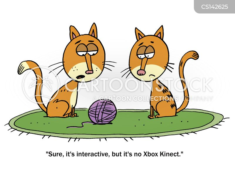 cat toys cartoons and comics funny pictures from cartoonstock