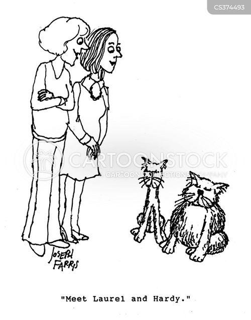 comedy duos cartoon