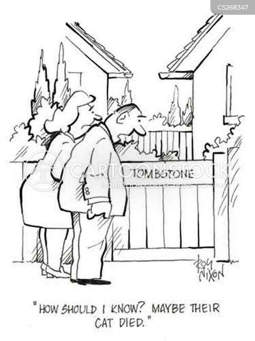 house names cartoon