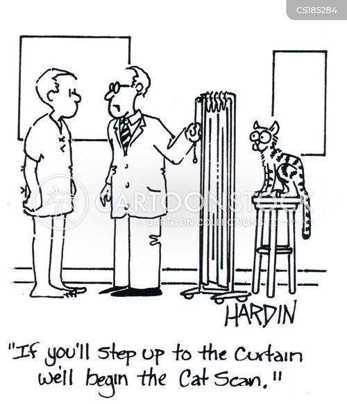 health check cartoon