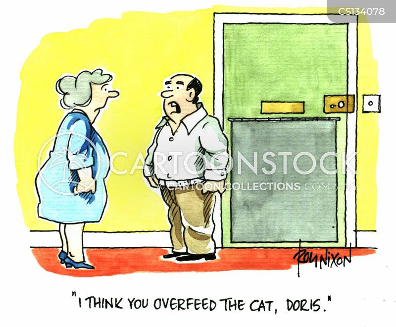 overfeed cartoon