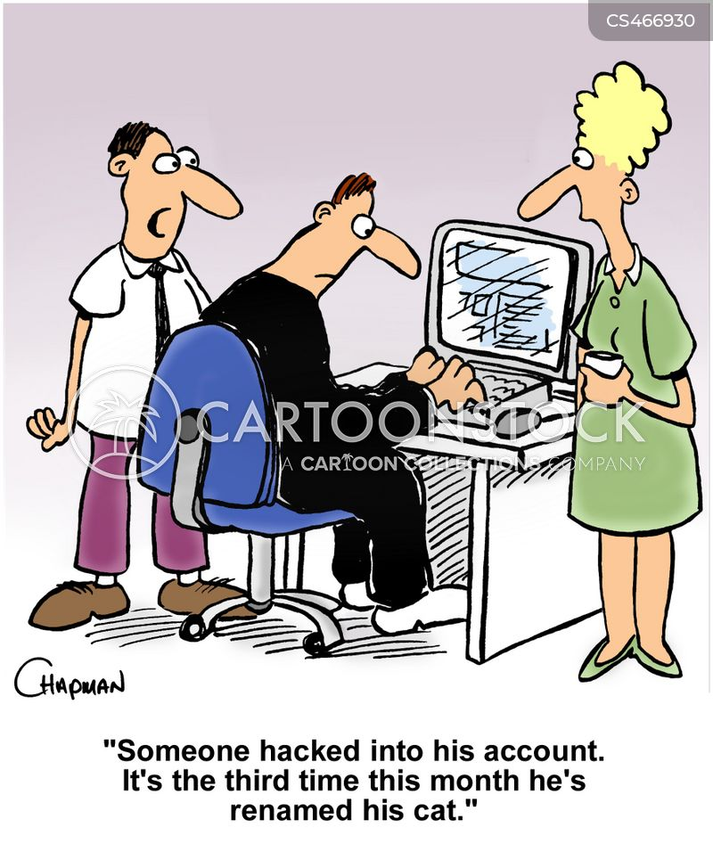 password strength cartoon