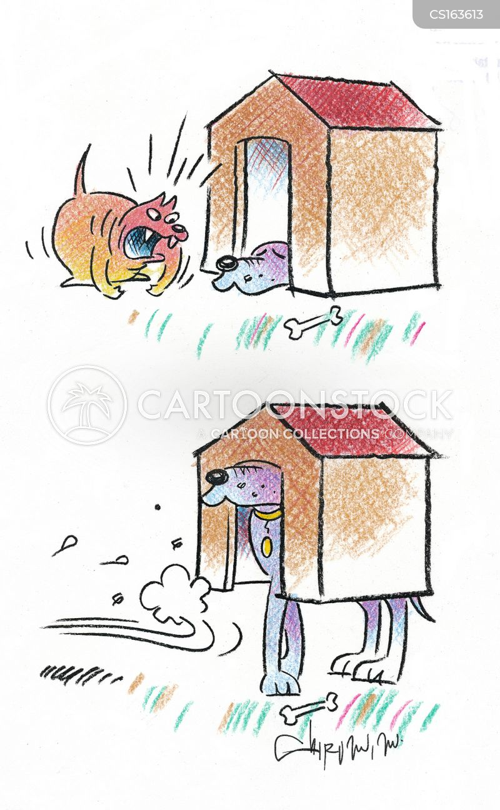 fled cartoon