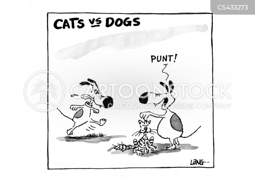 cruelty to animals cartoon