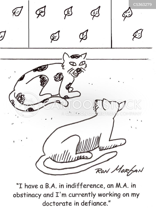 defiant cartoon