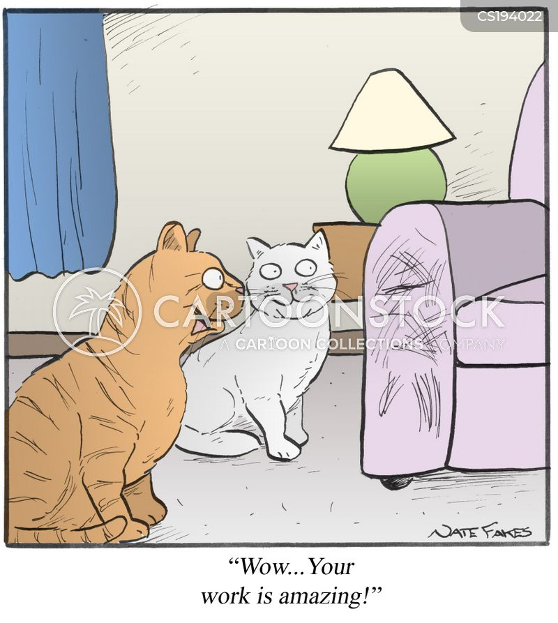 claws cartoon